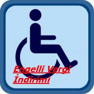 engelli vergi indirimi ve tutarları