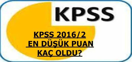 KPSS Yerleştirme Sonuçları Açıklandı.59 Puanla Memur Olunabilir Mi?